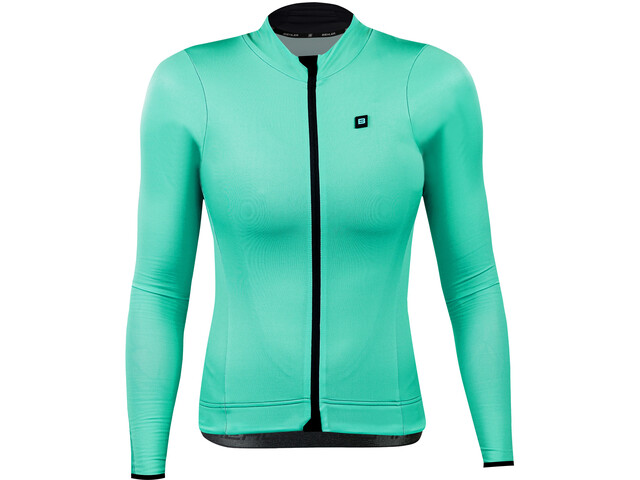Biehler Signature³ Midweight Maillot manches longues Femme, electric teal
